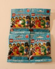 Lego Minifigure Collection Series 5 #8805 Mystery set of 4 SEALED