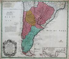 Originale Grafiken & Drucke vor 1800 aus Südamerika