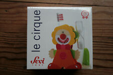 Sevi Door Brush To Tooth Wood Circus Child With Timer