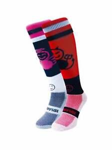 WackySox Angel and Devil Rugby Socks, Hockey Socks, Sports Socks
