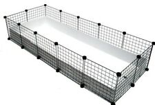 LARGE INDOOR GUINEA PIG 150 x 60 cm CAGE HUTCH RUN cheapest on ebay