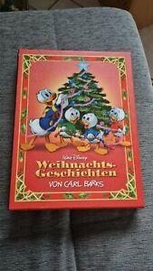 Weihnachtsgeschichten Von Carl Barks walt disney