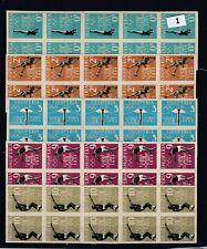 OB 10X ALBANIA - MNH - SPORT - OLYMPIC GAMES -  TOKIO 1964 - IMPERF