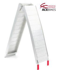 Acebikes Auffahrrampe Alu Standart Tragkraft: max. 340 kg