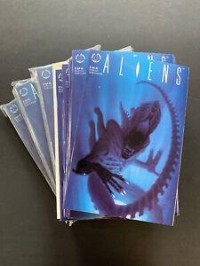 ALIENS #2 vol 2 !! 43 copies !! DARK HORSE COMICS 1989 F+/VF RESELLERS LOT