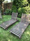 Outdoor Lounge Chairs Patio Farmhouse Garden Furniture