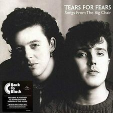 New listing Tears for fears -Songs From The Big Chair [VINYL]