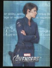 2012 Marvel Avengers Assemble Movie Heroes/Villains Evolve E-47 Maria Hill