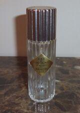 Lalique Worth Je Reviens 1 FL. OZ Empty Perfume Bottle