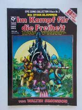 Epic Comic-Collection Nr. 3 - Die Star-Slammer (Condor Verlag) - Z. 1-2