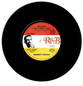 Barrett Strong Money (That's What I Want) / Misery R&B Northern Soul