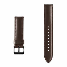 Official Samsung ET-SLR73MAE Gear S2 Classic Band Medium Leather Strap - Brown