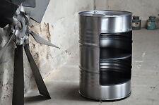 Fass Regal 200l Neu Fass Ölfass Barrel Fass Standregal Medienregal Bücherregal