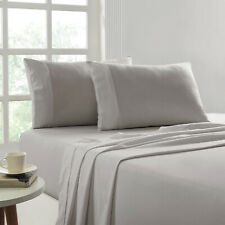 1000 Thread count Egyptian Cotton Luxe Sheet sets Queen Pewter Extra deep