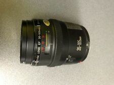 CANON EF 35-105mm F/3.5-4.5 ZOOM LENS
