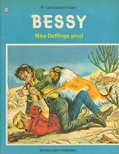 BESSY 104 - MIKE DEFFLINGS GOUD (1e druk) - W. Vandersteen