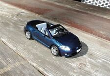 1/43 2007 MITSUBISHI ECLIPSE SPIDER - NOREV EXTREMELY DETAILED REMOVING ROOF !!!