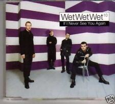 (242M) Wet Wet Wet, If I Never See You Again - 1997 CD