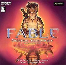 DAMAGED ARTWORK CD : Fable Soundtrack