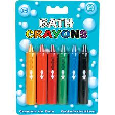 Bath Crayons - Fun Bath Time Toy