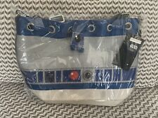 New ListingNew Disney Harveys Star Wars R2D2 Park Hopper Convertible Crossbody Backpack Bag