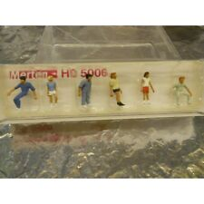** Merten H0 5006 Figure Pack Passers By 6 1:87 H0 Scale