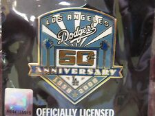 Los Angeles Dodgers 50th Anniversary Pin (One Pin Only)