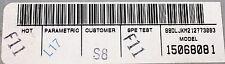 2002 REMOTE  TAPE CASSETTE PLAYER CHEVY SILVERADO 1500 GMC SIERRA TAHOE 15068081
