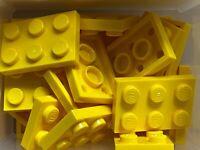 Beige salbe sombre NEUF Dark Tan Lego 3021-8x Plaque Plate 2x3