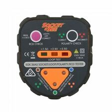 Socket and See - Professional Tester SOK36AU