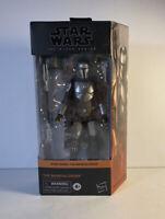 "The Mandalorian (Beskar Armor) Star Wars Black Series 6"" Action Figure IN STOCK"