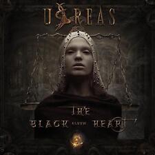 Ureas - The Black Heart Álbum CD #98558