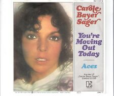CAROLE BAYER SAGER - You´re moving out today