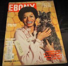 Ebony Magazines 1940-1979 for sale | eBay