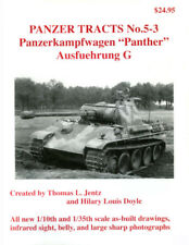 Panzer Tracts No.5-3 - Panther Ausf.G