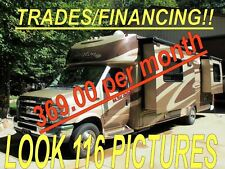 FOREST RIVER LEXINGTON GRAND TOURING  3 SLIDES   MOTORHOME CLASS B RV CAMPER VAN