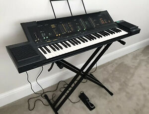 Yamaha PS-6100 Electronic Keyboard Piano With Pedal And Stand