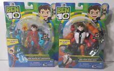 OMNI GLITCH HEROES *Ben 10* Cartoon Network  Both Figures For An Alien Mashup