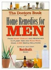 AF-1 The Doctors Book of Home Remedies for Men 2000 by Croft, Jack 1579542611