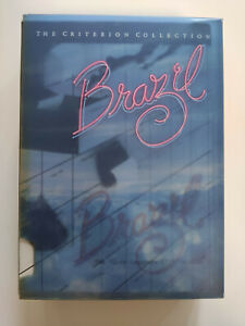 Brazil: The Criterion Collection DVD
