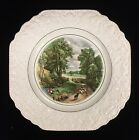 "Vintage Lord Nelson Ware Constable Collectors Plate ""The Cornfields"""