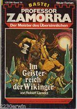 PROFESSOR ZAMORRA Band 584 / Robert Lamont / (Bastei Verlag 1974 - aktuell)
