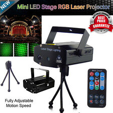 LED RGB Stage Light Lighting Laser For Projector DJ Disco Stage Club Pub Party