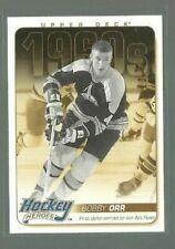 2011-12 Upper Deck Hockey Heroes #HH17 Bobby Orr (ref 84584)