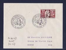 ec66/ Enveloppe   expo  science et philatélie   Rouen    1966