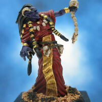 Painted Dungeons and Dragons Miniature Night Hag