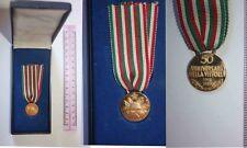 Medaglia d'oro 50° anniversario della Vittoria