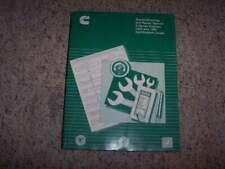 1991-1994 Cummins B5.9 B Series Diesel Engine Service Repair Manual 1992 1993