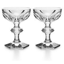 Verre coupe à Champagne en cristal BACCARAT Harcourt 1841 signée 195€
