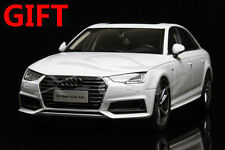 Car Model All New Audi A4L 2017 1:18 (White) + SMALL GIFT!!!!!!!!!!!